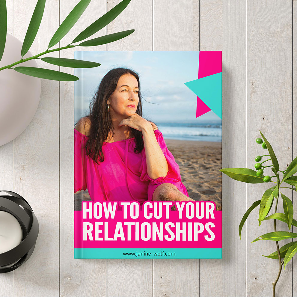How to cut your relationships